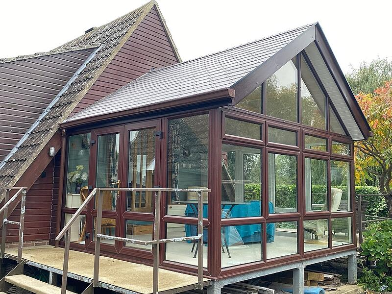 Conservatory Roof Replacement, Isleham, Ely