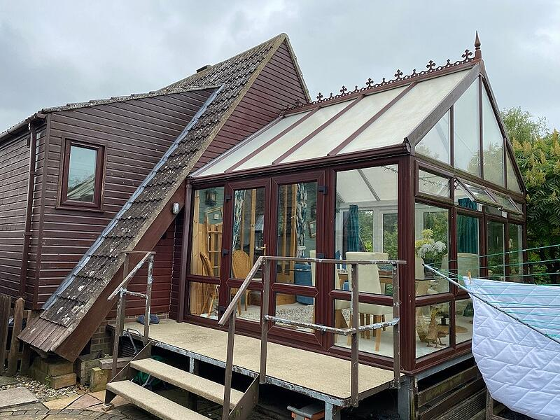 Conservatory Roof, Isleham, Ely