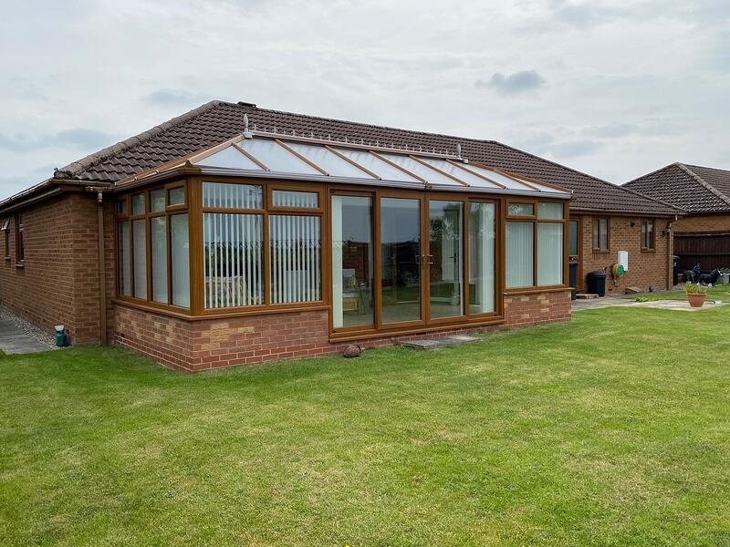 Polycarbonate Conservatory Roof Conversion in Ely, Cambridgeshire