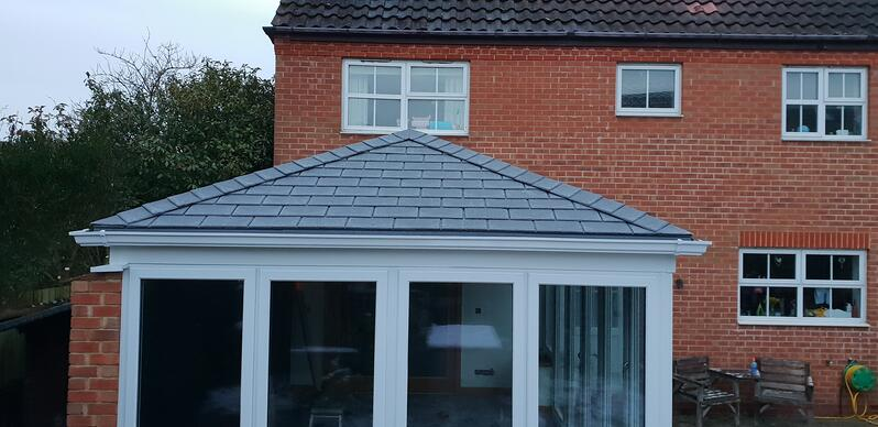 Conservatory after a Conservatory Conversion