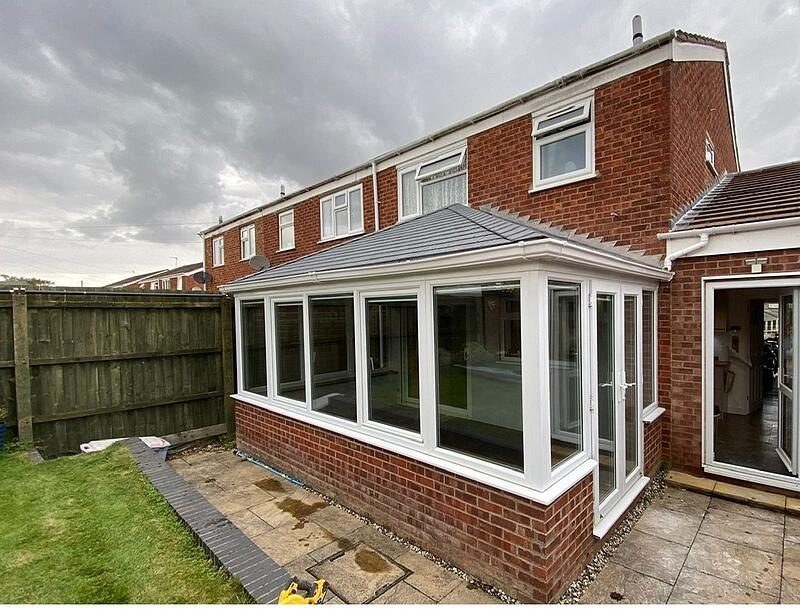 After a Tiled Conservatory Roof transformation in St Ives, Cambridgeshire