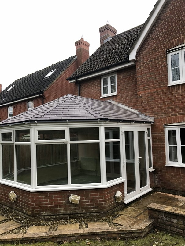 Conservatory in Norfolk after a Conservatory Roof Conversion
