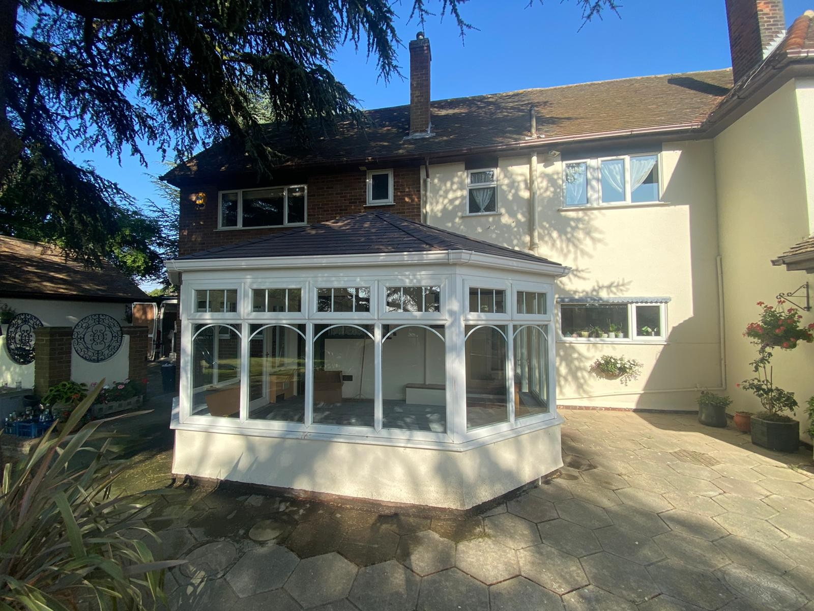 Conservatory in Essex after a Conservatory Roof Replacement