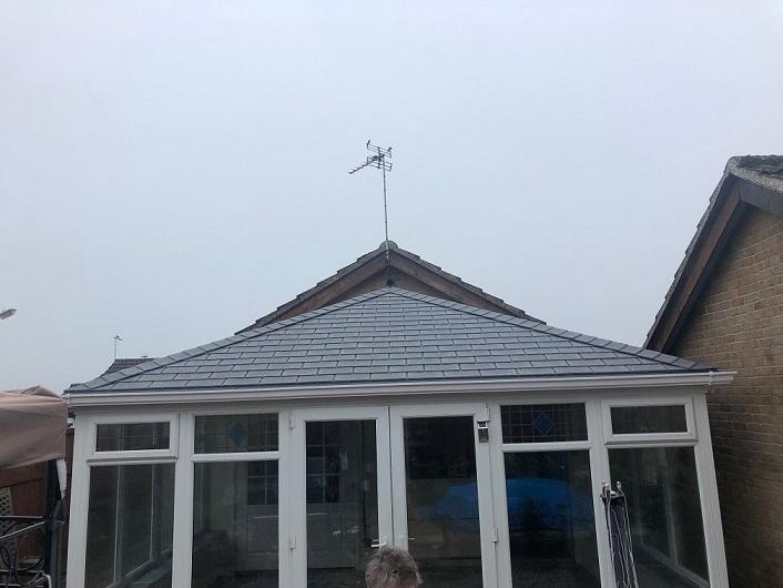 Guardian Warm Roof - Haverhill, Suffolk