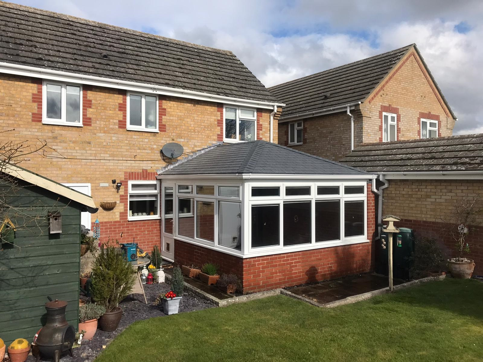 Conservatory in Cambridgeshire after a Conservatory Roof Conversion