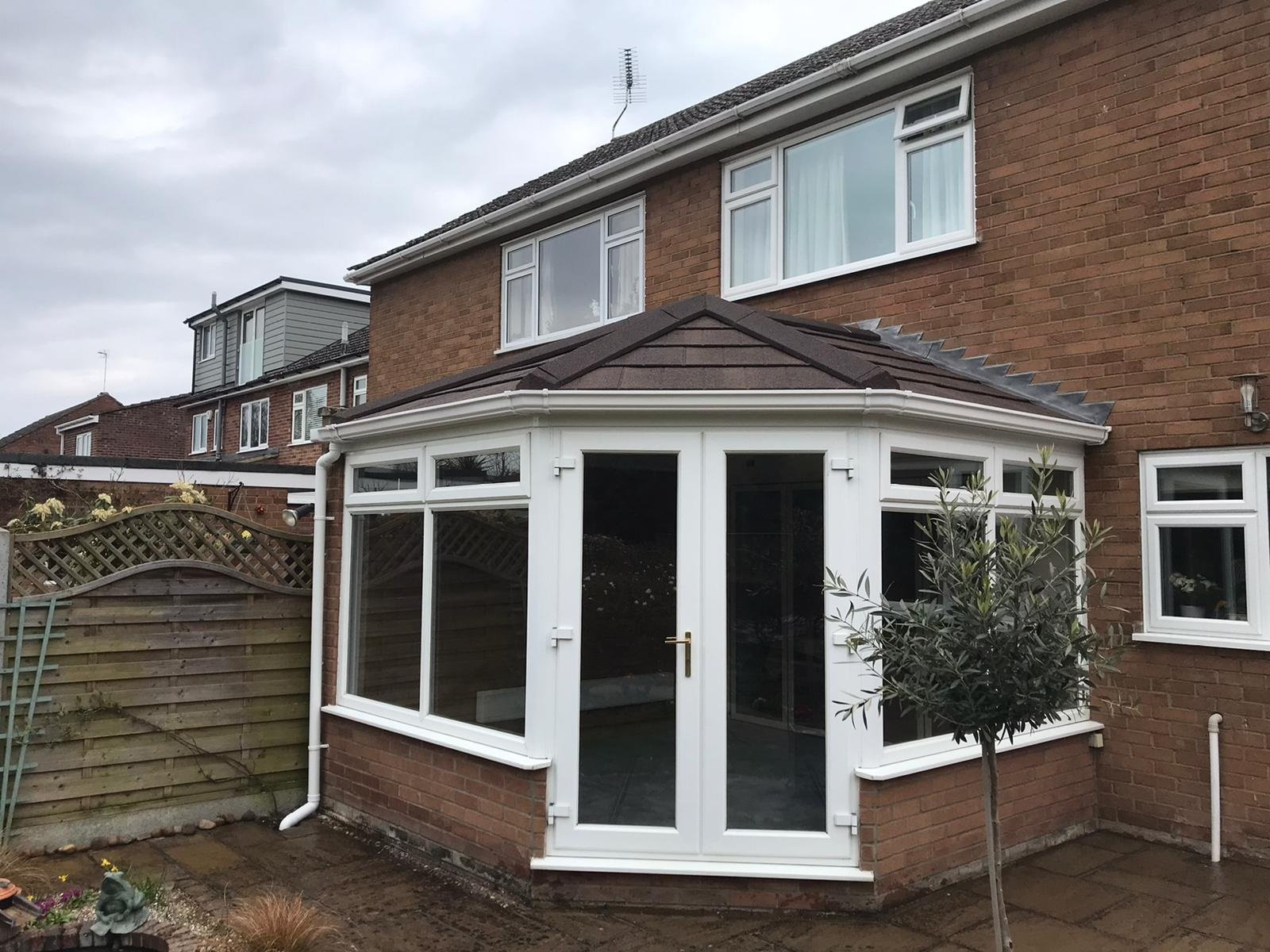 Conservatory in Cambridge after a Tiled Conservatory Roof Transformation