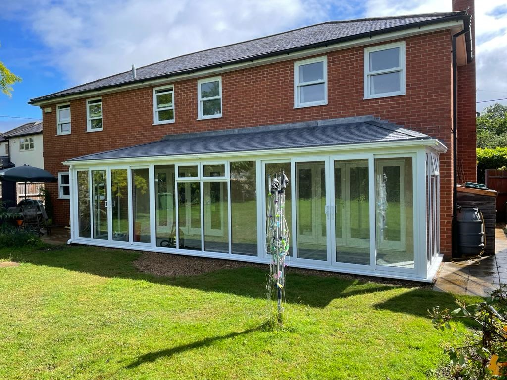 Conservatory in Essex after a Guardian Warm Roof transformation