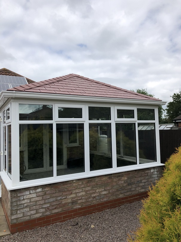Conservatory Roof Replacement Cambridgeshire